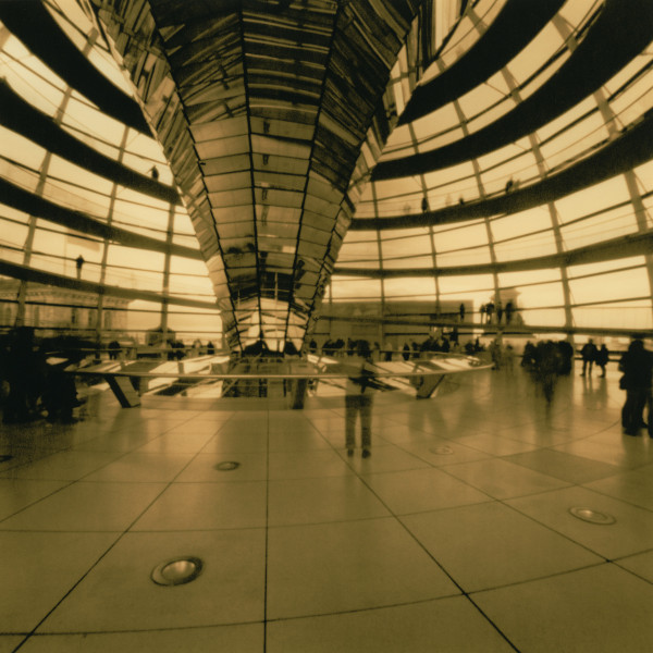 Reichstag Berlin, Dome